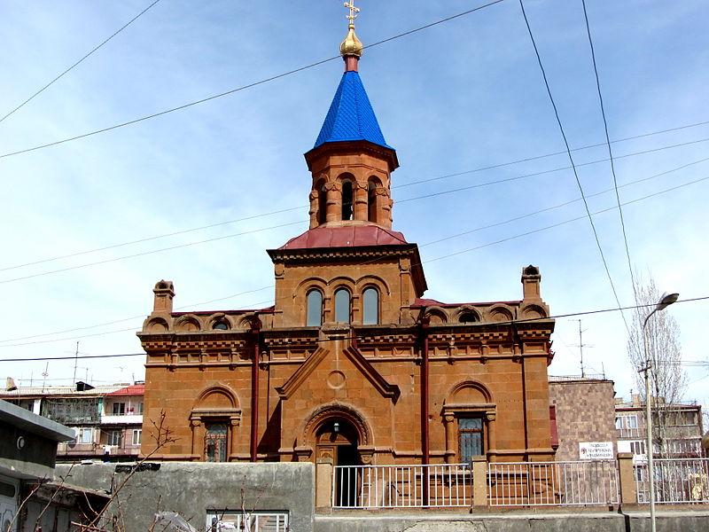 Русская церковь в Ереване. Когда основана и что с нею сейчас