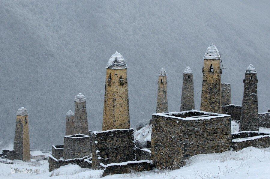 Ингуши: масоны Северного Кавказа