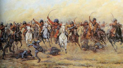 Дикая Дивизия. Как чеченцы сражались за Россию в первую мировую