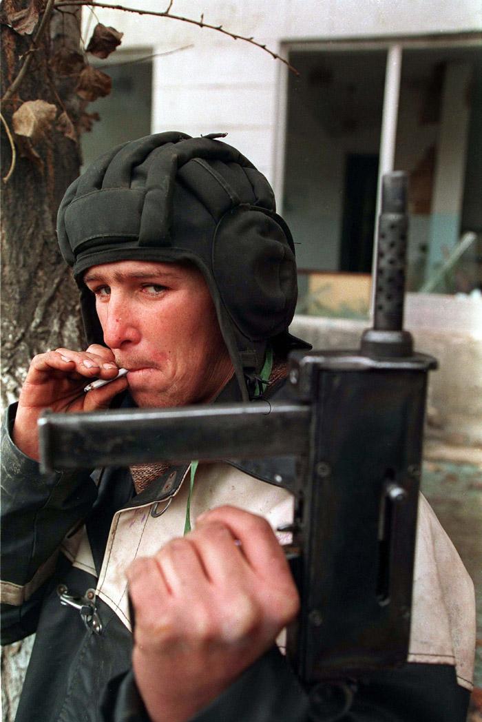 «Борз». Как появился чеченский пистолет-пулемет