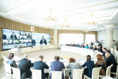 В Минсельхозе прошло совещание по устойчивому развитию