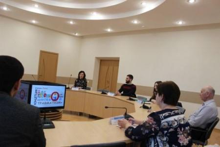 В ФСС по КБР обсудили профилактику травматизма