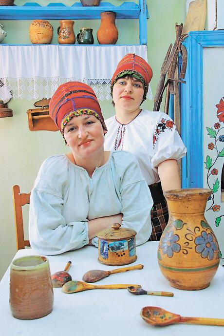 Горюны — древний русский субэтнос на Украине