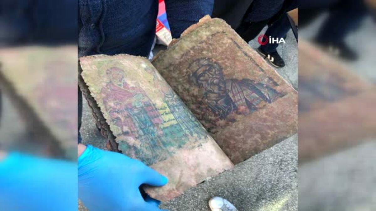 В Турции обнаружены две 500-летние Библии (видео)