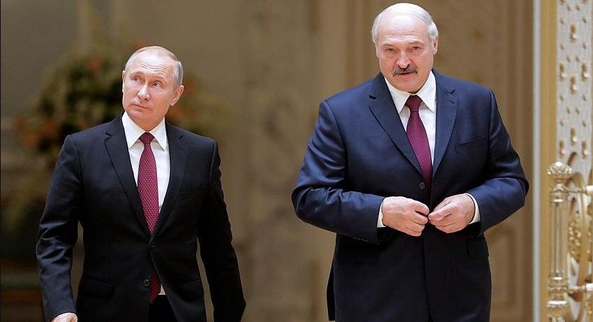 Лукашенко намерен требовать от России снижения цен на газ, как для Германии (видео)