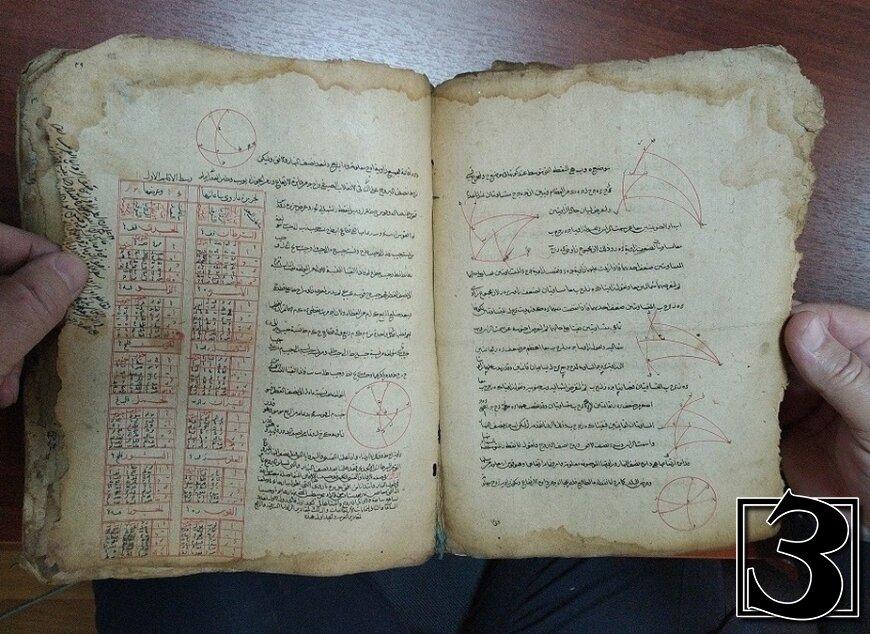 В Дагестане обнаружили уникальную рукопись XVIII века на арабском языке