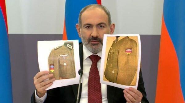 Пашинян: Алиев лично организовал восхваление азербайджанского пособника нацистского режима