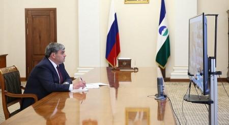 Глава КБР провел заседание Оперативного штаба по борьбе с распространением коронавируса в КБР