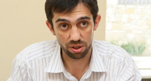Справедливый и грамотный журналист из Дагестана. Руслан Курбанов