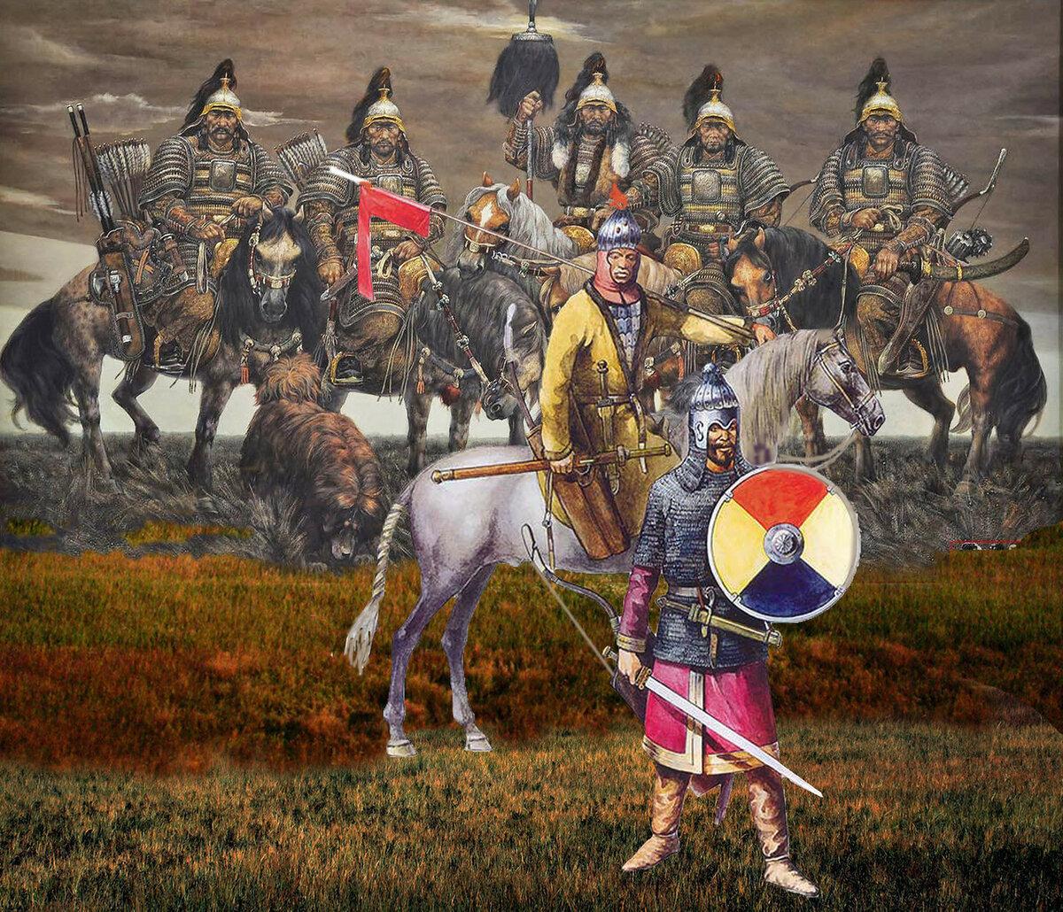 Крушение первозданного Аланского царства