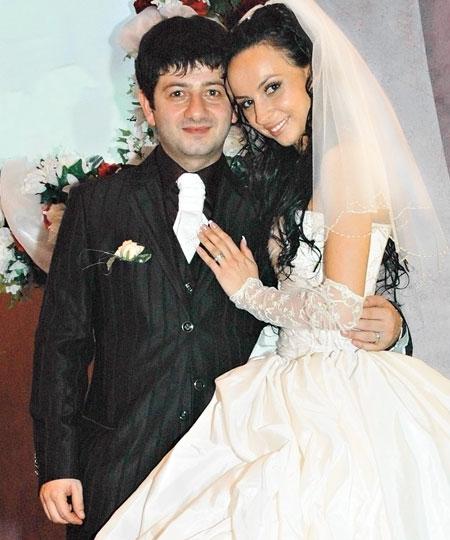 Как выглядела свадьба Михаила Галустяна. Фото его детей
