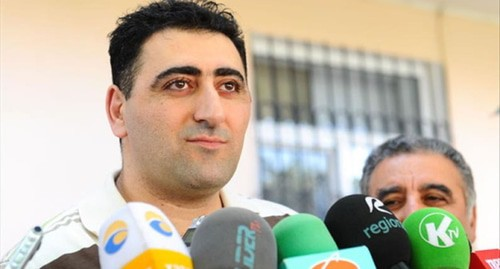 Европейский суд признал незаконным освобождение Рамиля Сафарова в Азербайджане