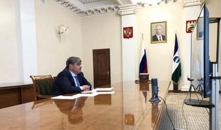 Казбек Коков провел заседание Оперативного штаба по борьбе с распространением коронавируса в КБР
