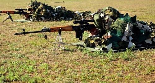 Азербайджан обвинил Армению в обстреле двух сел