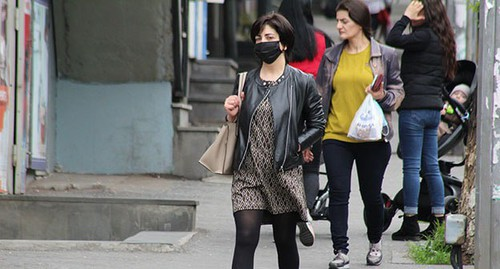 Более половины новых случаев COVID-19 на Южном Кавказе выявлены в Армении