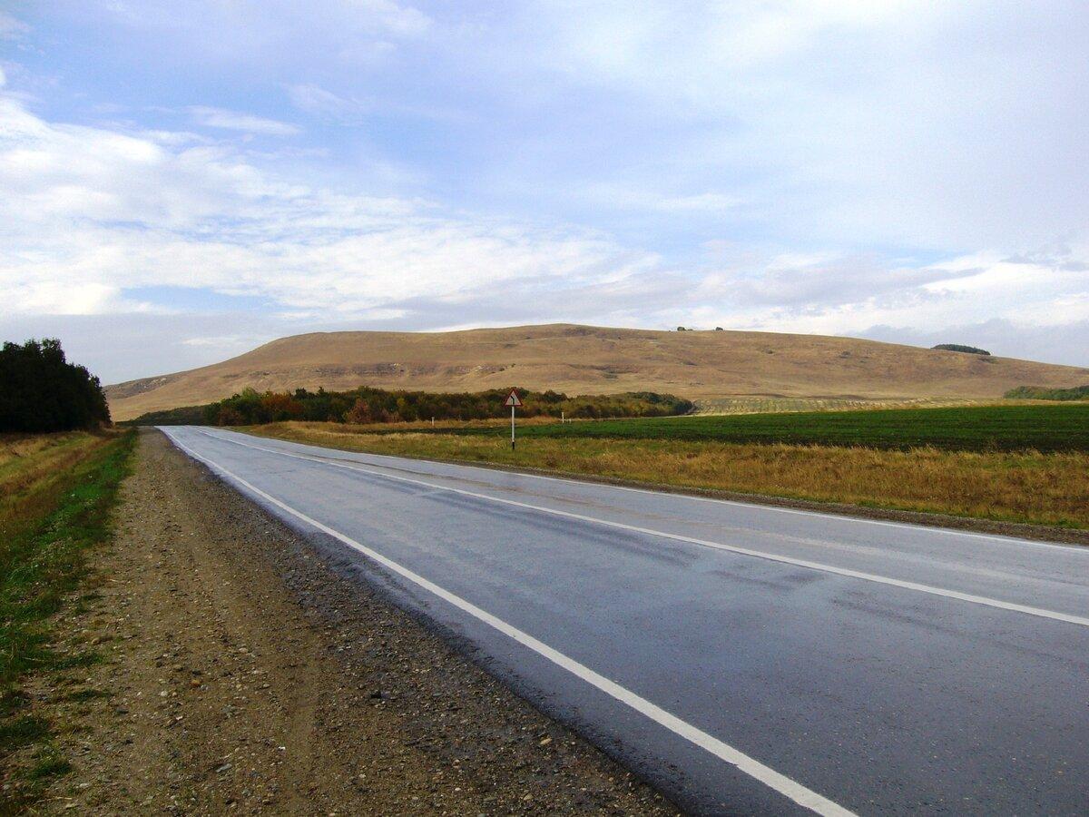 Сычевы горы, Кубанское водохранилище и др. Карачаево-Черкесия