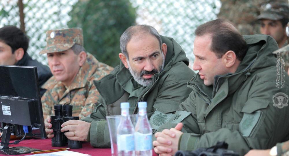 Пашинян: Президент Азербайджана сам себя загнал в тупик (видео)