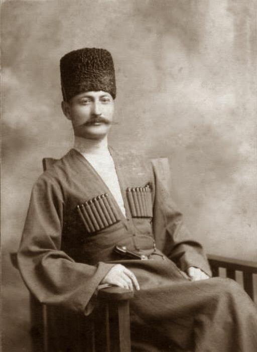 «Мухаммад Колчерукий» или один из героев Кавказской войны