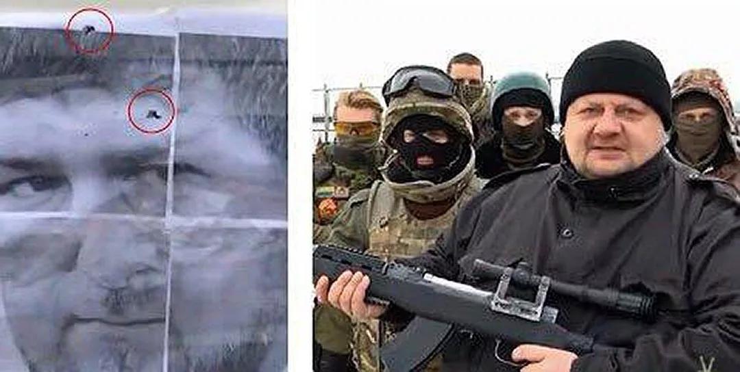 Что стало с украинцем, стрелявшим в фото Кадырова?