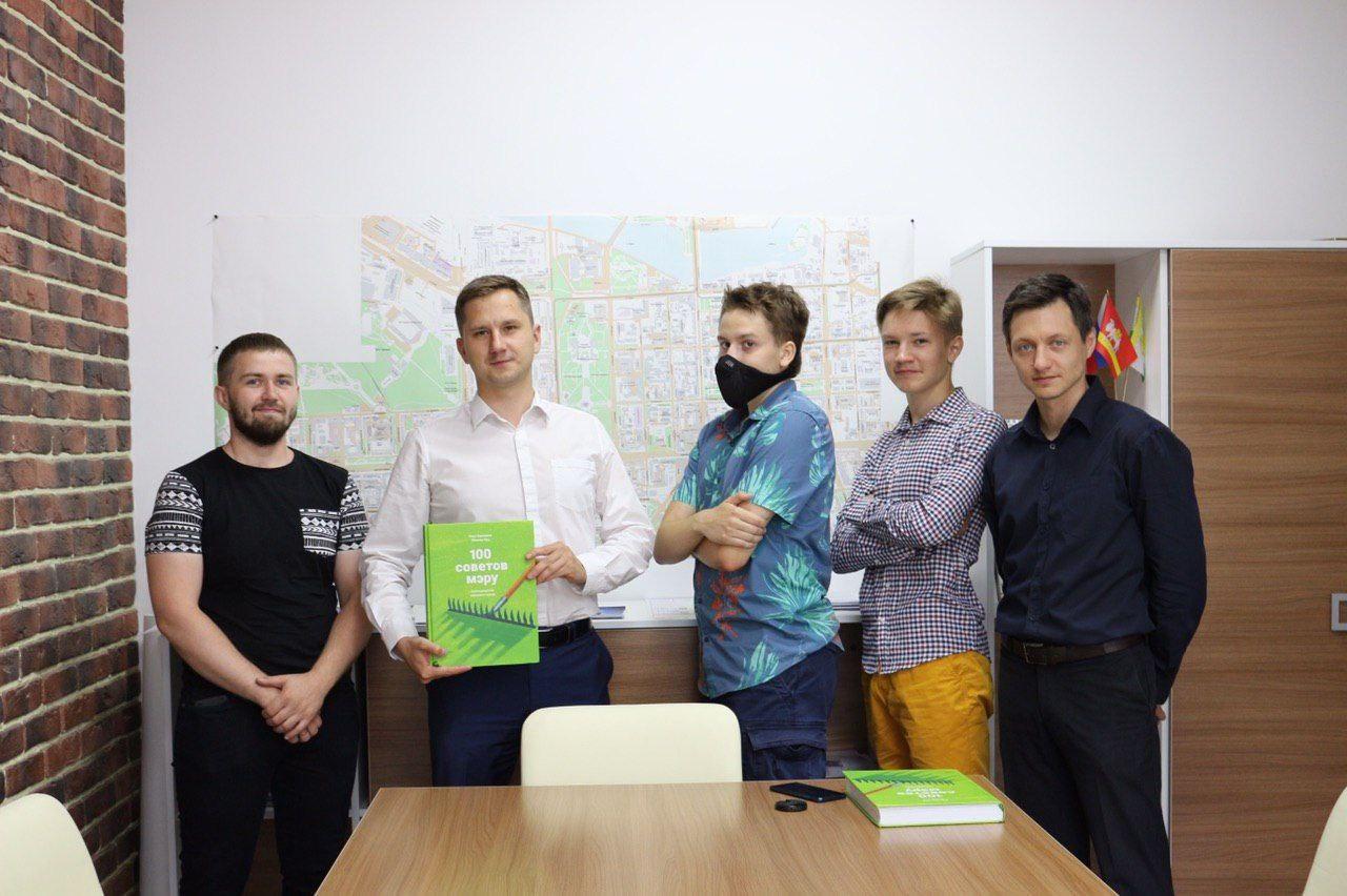 Власти Челябинска стали налаживать связь с урбанистами