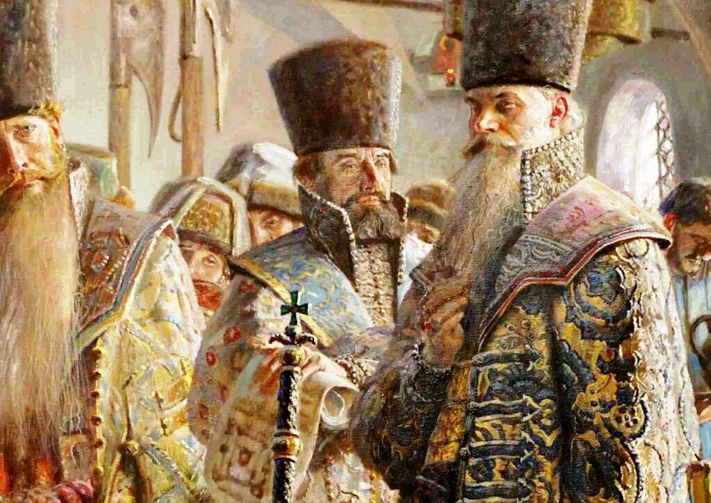 Чиностояние и должности в России к началу 18 века