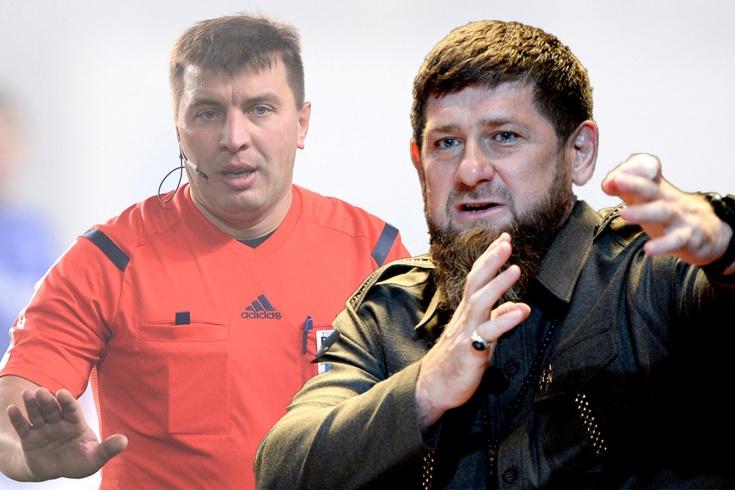 «Судья продажная, к...л ты!». Как сложилась судьба футбольного арбитра, прогневавшего Рамзана Кадырова