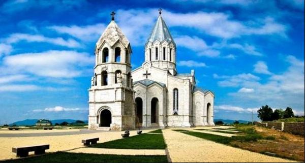 Армянская свадьба в Шуши оскорбила азербайджанских «патриотов» (видео)