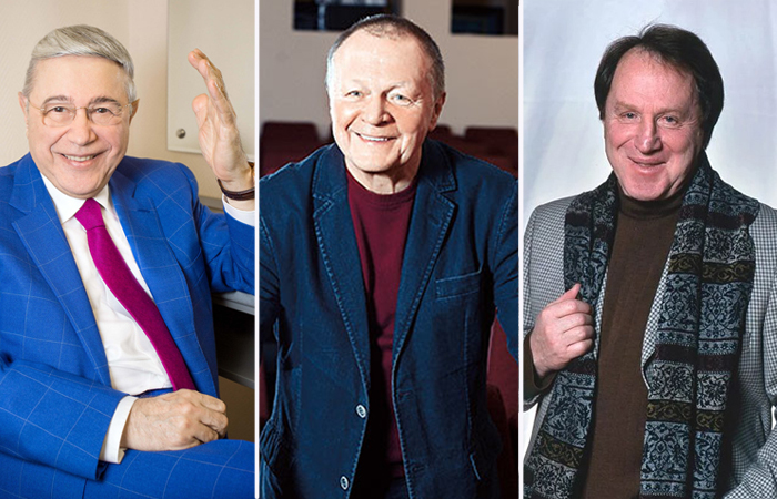 7 знаменитостей, которые стали отцами в 70 лет и старше