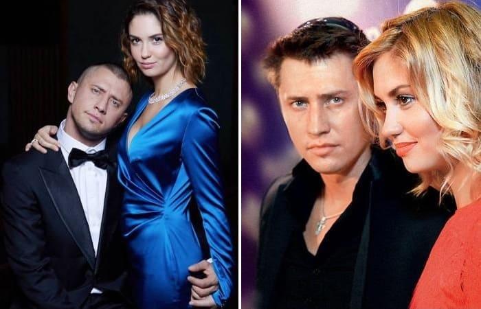 Павел Прилучный и Агата Муцениеце: 10 лет сказки с печальным финалом
