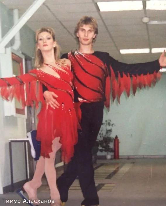 Как чеченец, сын борца, стал известным в России фигуристом