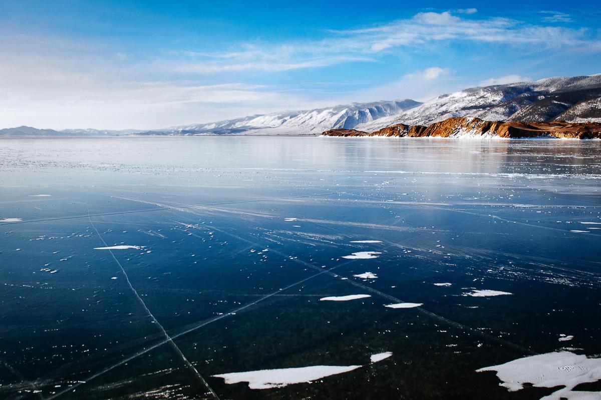 Зимний Байкал станет доступным всей России