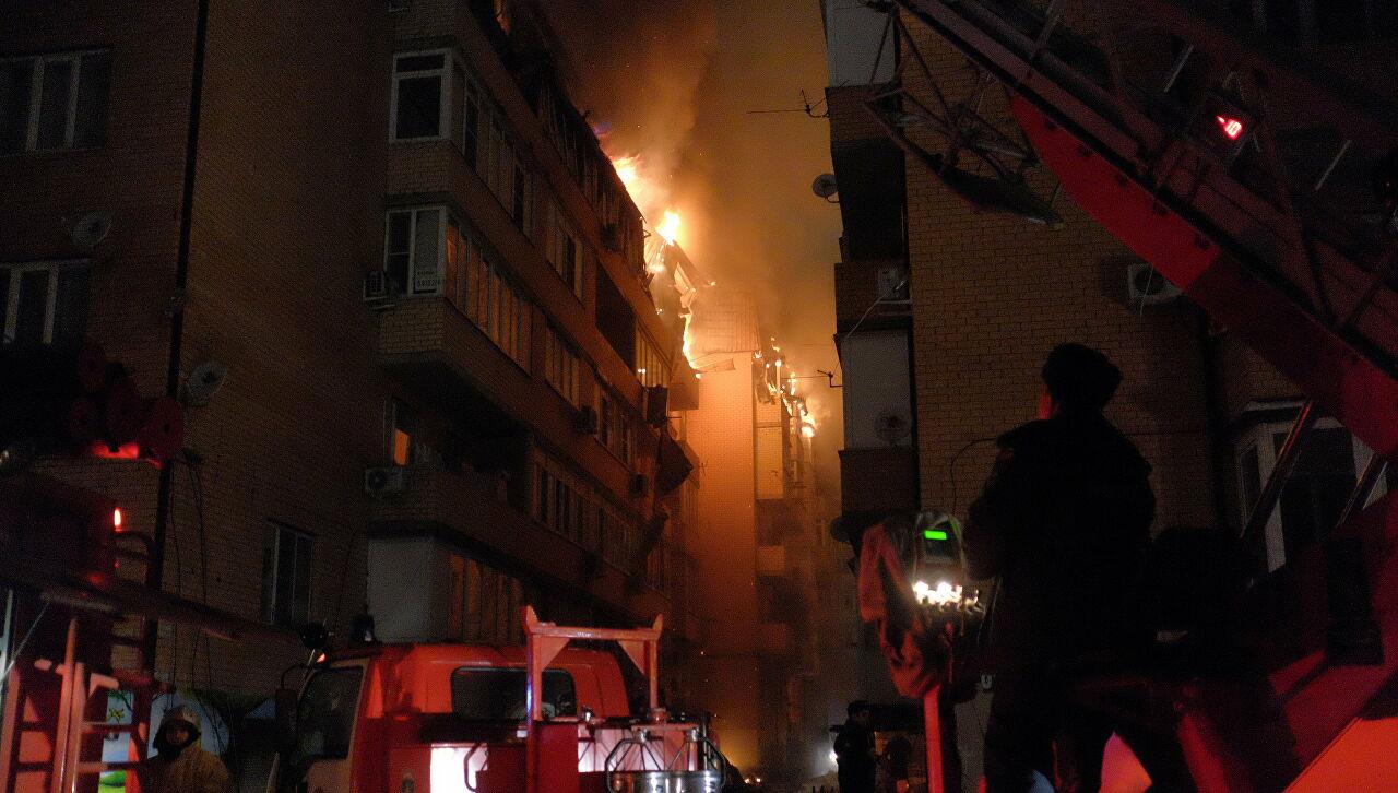 В Краснодаре завели дело на эксперта БТИ после пожара в 7-этажном доме