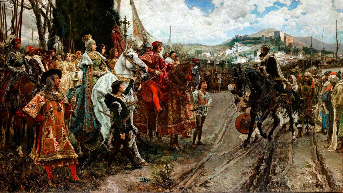 Трудно поверить, сколько мусульман европейцы сделали рабами! Их было почти столько же, сколько русских рабов!
