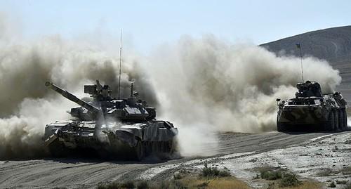 Армения и Азербайджан обменялись заявлениями о захваченной боевой технике