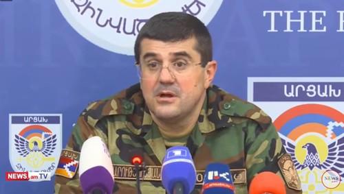 Степанакерт признал потерю ряда позиций в зоне карабахского конфликта