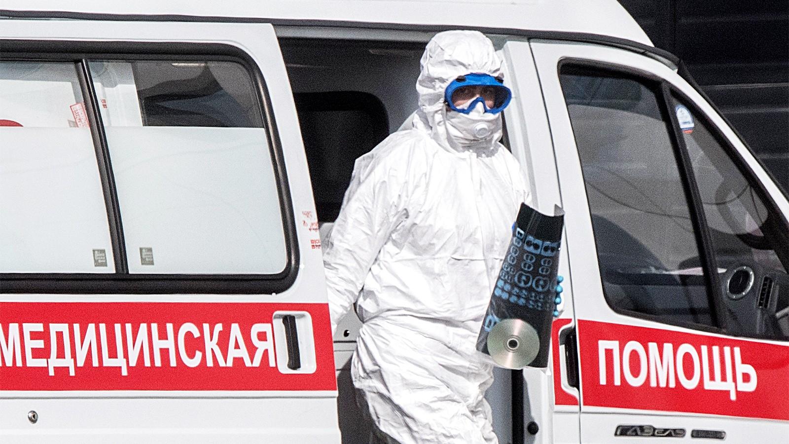 Кабмин РФ направил в Адыгею дополнительные деньги на выплаты врачам за COVID-19