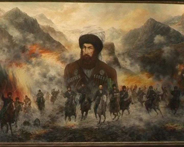 Какую роль играли чеченцы в имамате Шамиля?