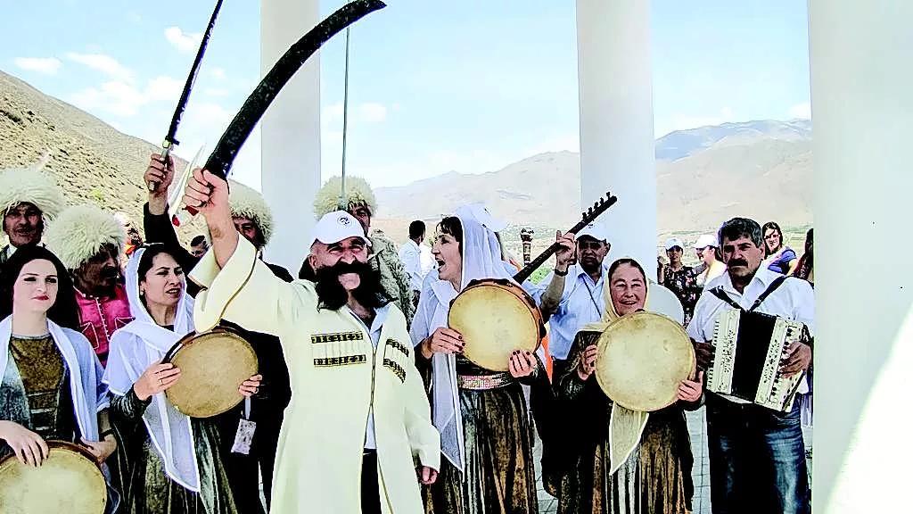 Лезгины: кто они. Народ, подаривший имя самому знаменитому кавказскому танцу