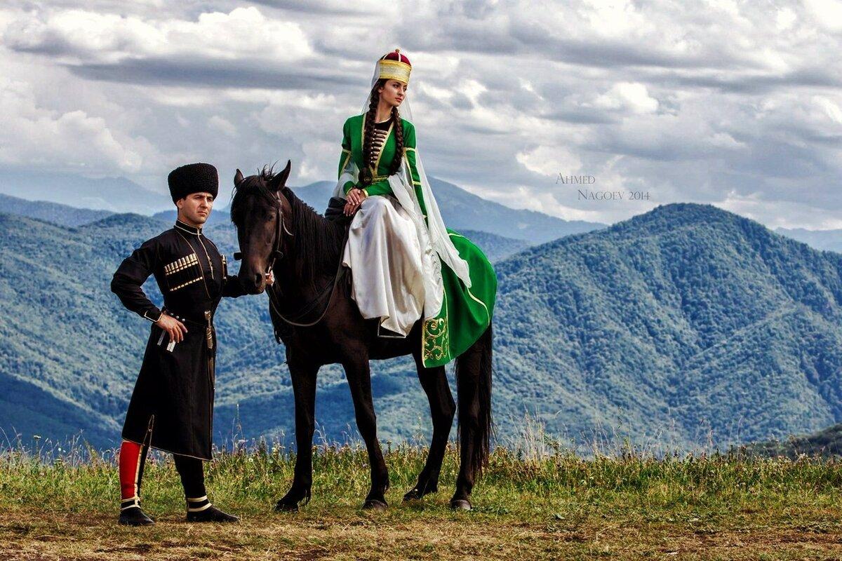Кабардинцы: почему этот народ властвовал над Северным Кавказом?