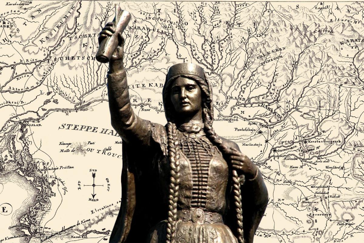 Кабарда: дружба, союз, колонизация, война и мир