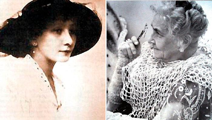 Как главная любовь белого адмирала Колчака прожила жизнь в Советском Союзе: Анна Тимирёва