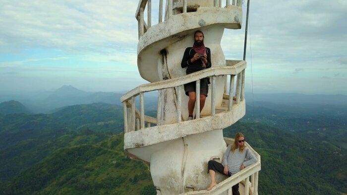 Чем притягивает туристов башня в Шри-Ланке, подняться на которую жутковато даже смельчакам