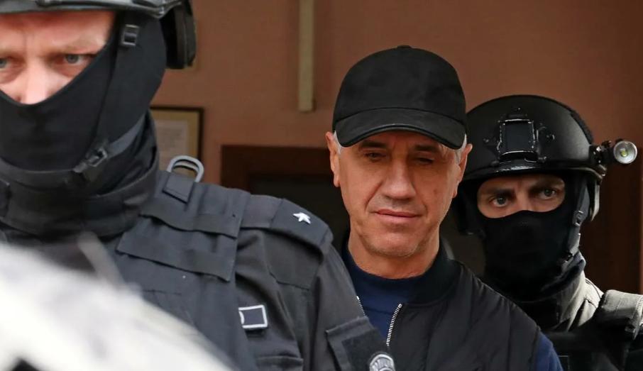 В Красноярске суд продлил арест Анатолия Быкова до 21 апреля