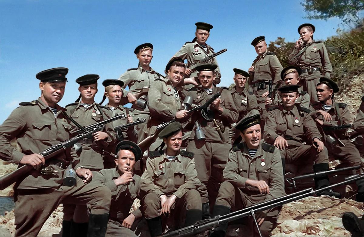 Как чеченцы служили в советской армии?