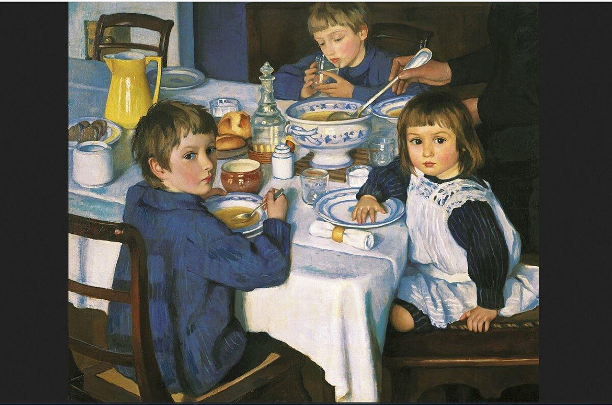 Как сложилась жизнь детей художницы Зинаиды Серебряковой