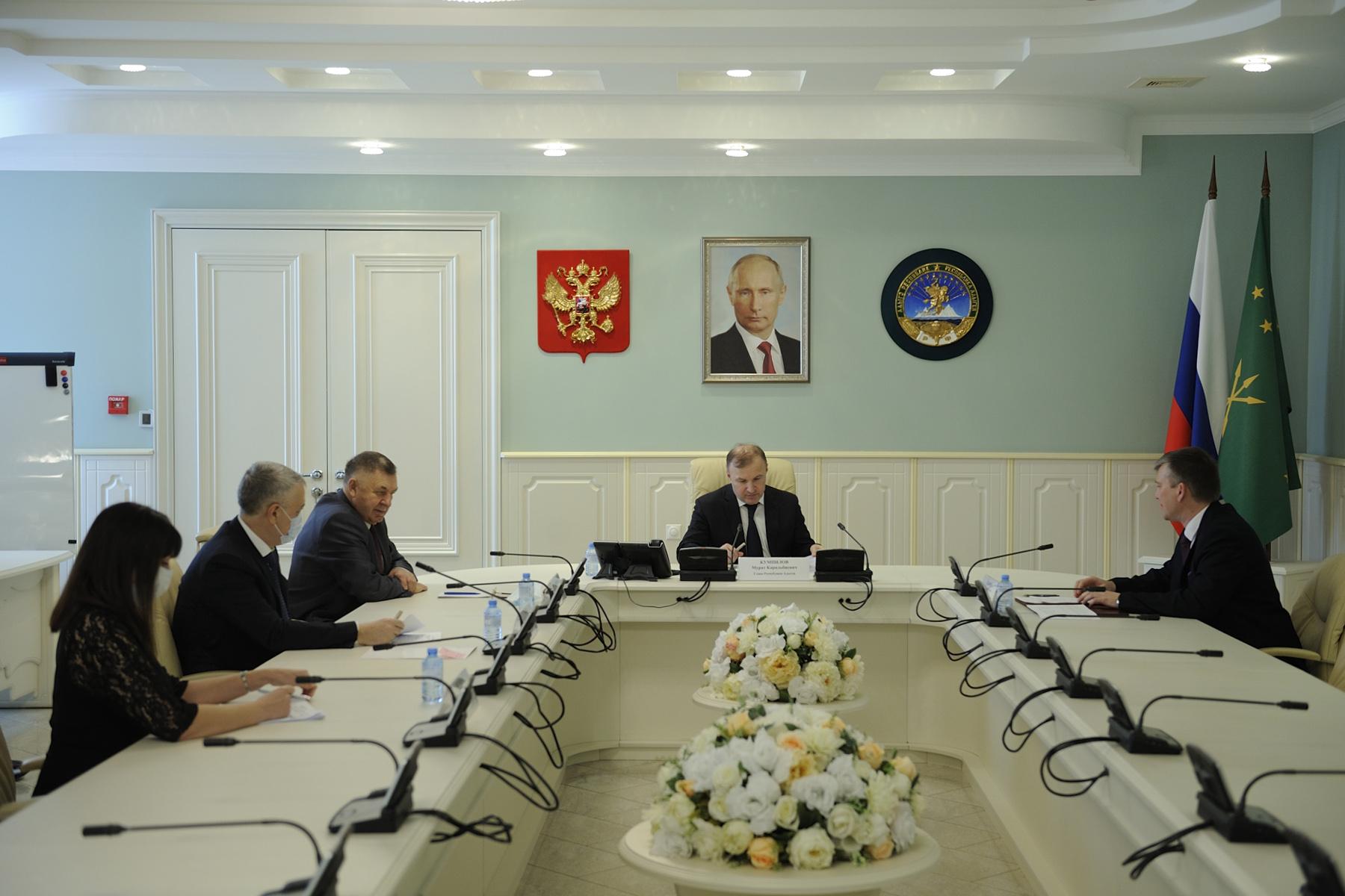 Адыгея вошла в ТОП-10 субъектов по открытости бюджетных данных в рейтинге Минфина РФ