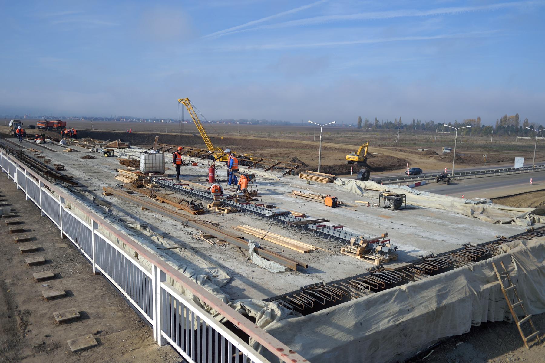 Адыгея получит почти 3,5 млрд. рублей на строительство и реконструкцию дорог