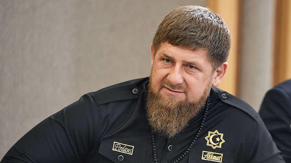 Чеченский лидер и как он развлекается. Рамзан Кадыров
