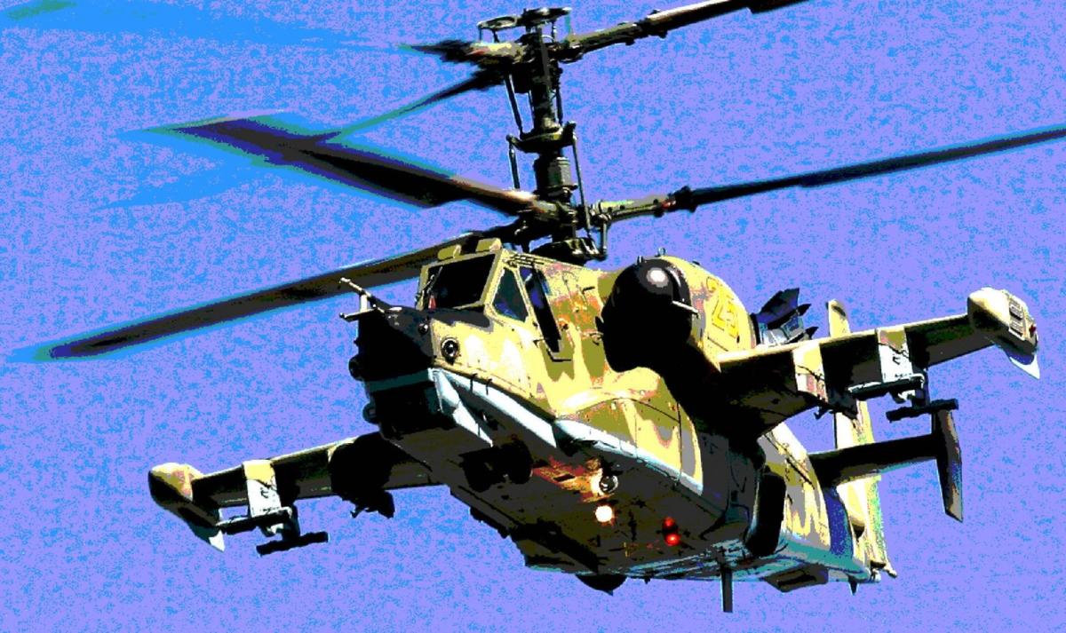 «Черная акула» в Чечне. Почему легендарный вертолет никак не повлиял на ход чеченской войны