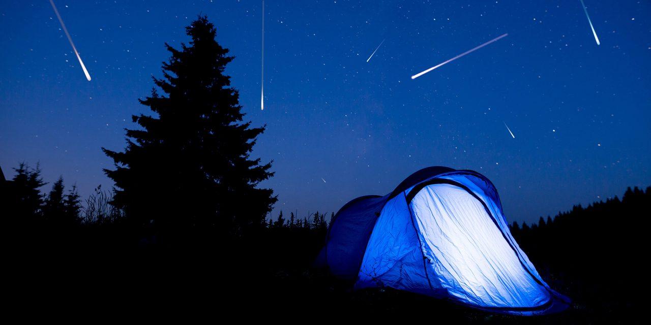 12 августа можно будет наблюдать пик потока Персеиды — самый яркий летний звездопад